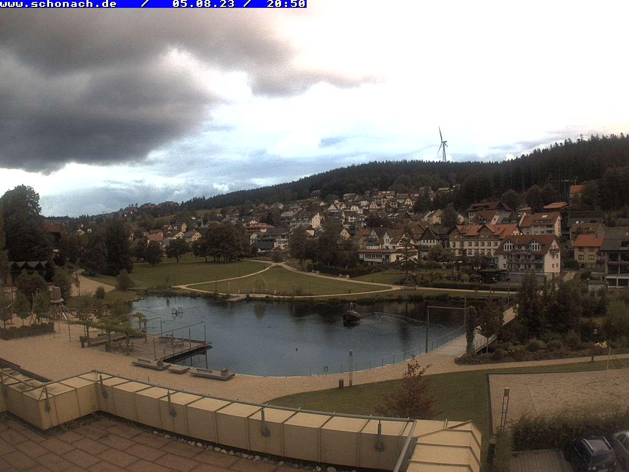 Webcam-Ansicht in Schonach